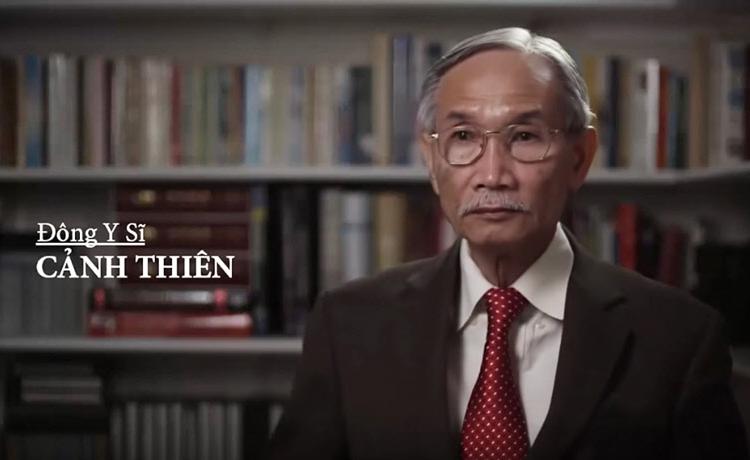 Đông Y Sĩ Cảnh Thiên - Người sáng lập Nhà thuốc Hoa Đà