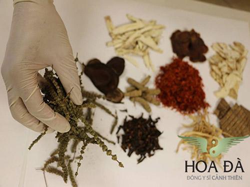 Quy trình sản xuất thuốc Thảo dược Hoa Đà