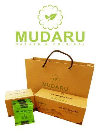 Trà Khổ Qua Rừng Mudaru (Túi Lọc)