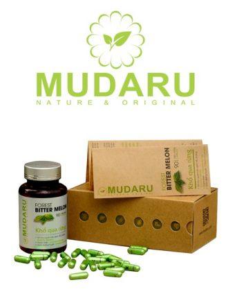Viên Uống Khổ Qua Rừng Mudaru (dùng 15 ngày)