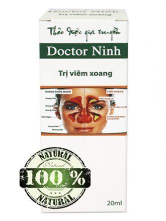Viêm xoang Doctor Ninh (dạng xịt)