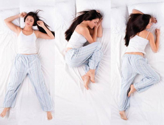 Nằm ngủ sai tư thế, gối đầu cao khiến đau cổ sau khi ngủ dậy