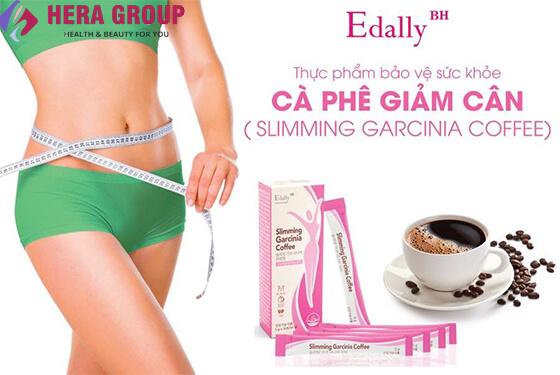 công dụng cà phê giảm cân edally-thaoduockhoe.com