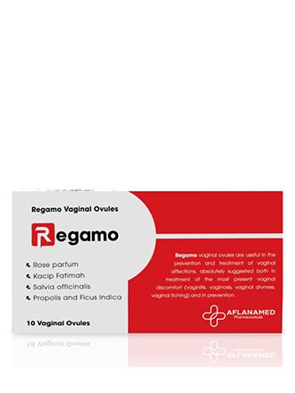 Viên Đặt Phụ Khoa Regamo ( Top 1 chăm sóc vùng kín 2020 )