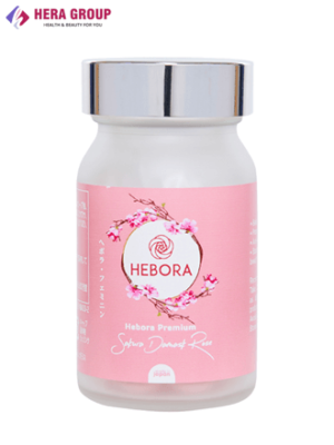 Viên uống tỏa hương Hebora Premium
