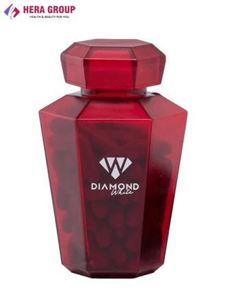 Viên uống trắng da Diamond White