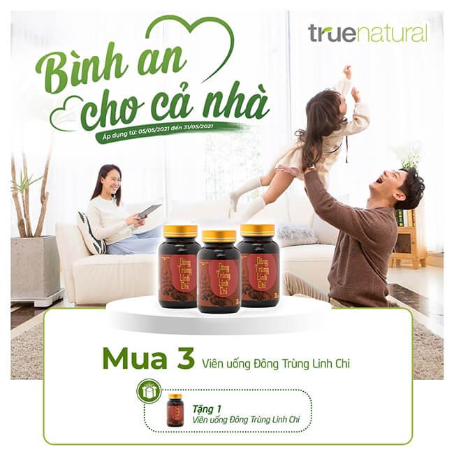 khuyến mãi viên uống đông trùng linh chi-thaoduockhoe.com