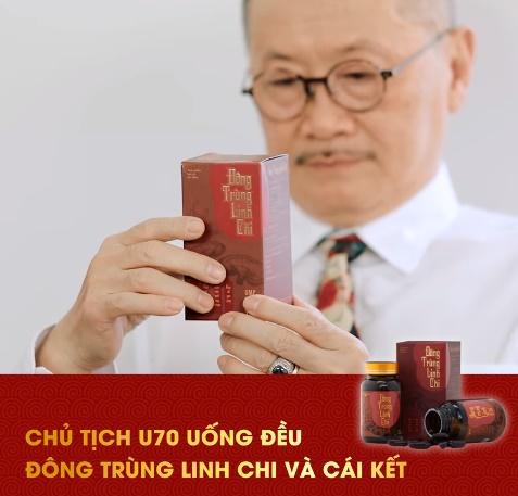 NSUT Trần Đức review sản phẩm Đông Trùng Linh Chi