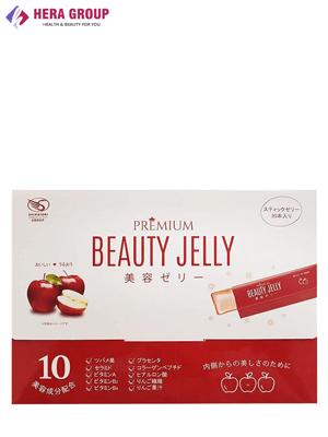 Thạch cấp ẩm chống lão hoá Shiratori Beauty Jelly