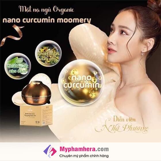 thành phần gel mặt nạ ngủ nghệ nano Moomery-thaoduockhoe.com
