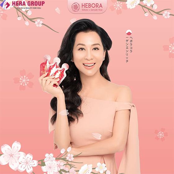cách sử dụng collagen hebora dạng túi-thaoduockhoe.com