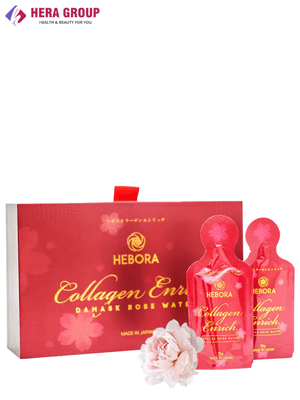 Nước uống collagen Hebora set 28 túi