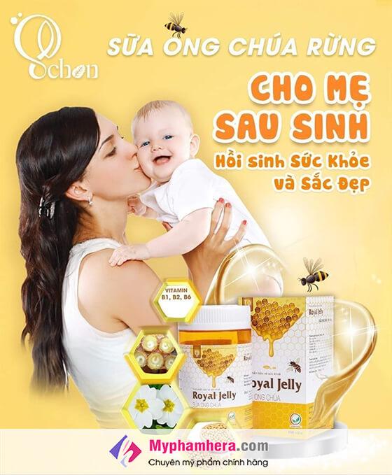 thành phần viên sữa ong chúa schon có tốt không-thaoduockhoe.com