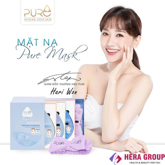 công dụng mặt nạ pure luxury mask-thaoduockhoe.com