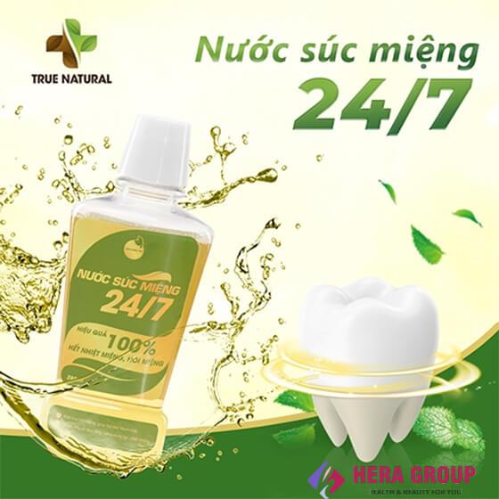 công dụng nước súc miệng bách hương tán-thaoduockhoe.com