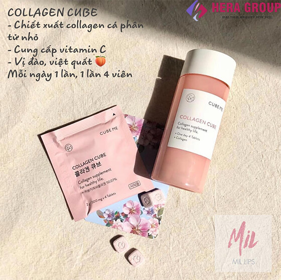 công dụng viên bổ sung collagen Cube-thaoduockhoe.com