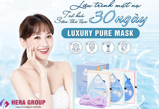 thành phần mặt nạ luxury pure mask-thaoduockhoe.com