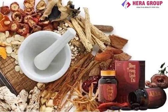 thành phần viên uống đông trùng linh chi có tốt không-thaoduockhoe.com
