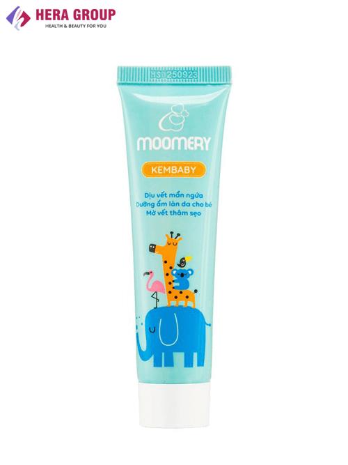 Kem baby đa năng Moomery