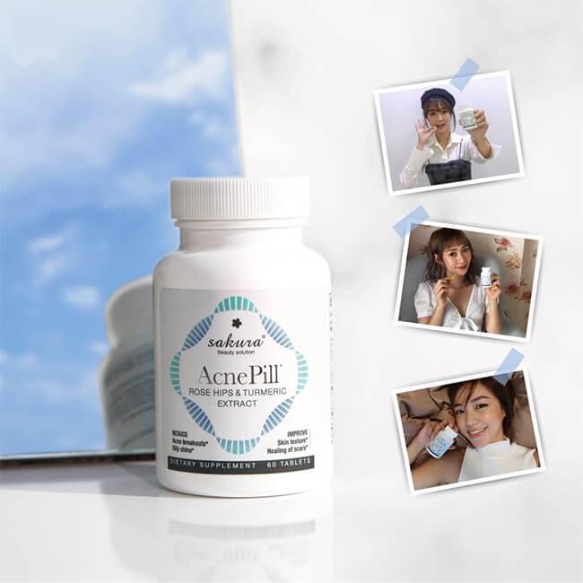đối tượng sử dụng viên uống giảm mụn, xóa thâm sakura acnepill-thaoduockhoe.com