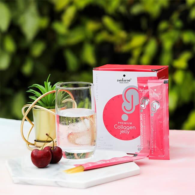 hướng dẫn sử dụng thạch collagen sáng da sakura premium jelly-thaoduockhoe.com