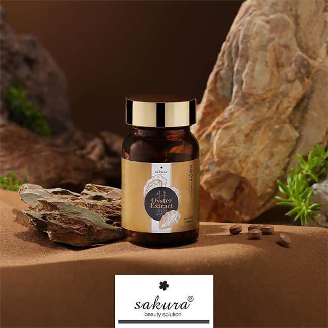 viên uốnh hàu tăng cường sức khỏe sakura oyster extract-thaoduockhoe.com