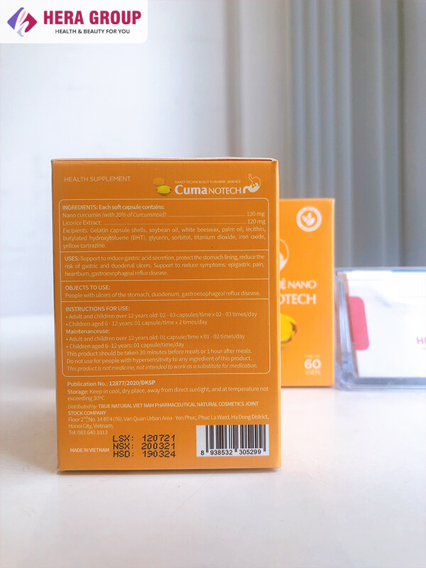 avata viên tinh nghệ nano cuma notech-Thaoduockhoe.com