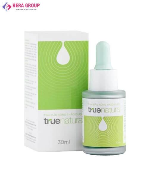 Tinh dầu xông thảo dược True natural-Thaoduockhoe.com