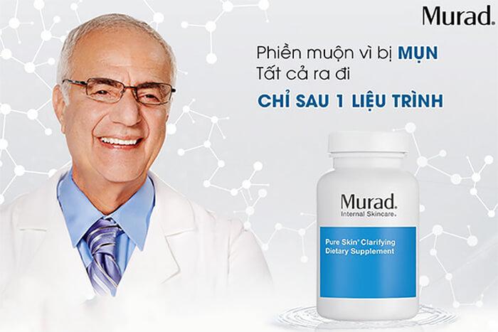 Viên uống giảm mụn Murad-Thaoduockhoe.com